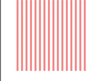 Thin Stripes Stencil, Thin Stripes Cookie Stencil, Stripes Cookie Stencil, Stripes Cake Stencil, 5.5 x 5.5, 4th of July Stencil, USA Stencil