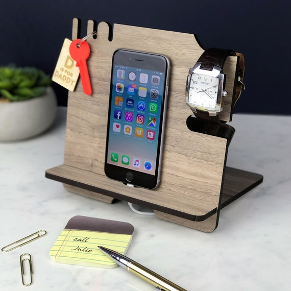 iPhone Stand - Mobile phone & tablet Docking Station - Charging Station