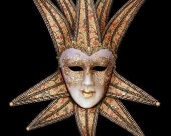 Venetian Mask | Jolly D'Alcamo