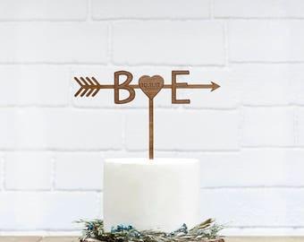 Customized Wedding Cake Topper Initials Personalized Cake Topper for Wedding,Custom Personalized Wedding Cake Topper,Monogram Cake Topper 28