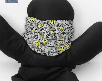 Tube neck warmer for kids or adults. B_57