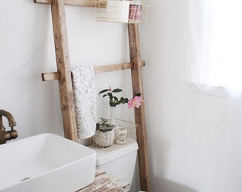 Decorative Ladder Etsy