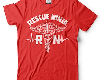 Nurse T-Shirt Funny Register Nurse Tee Shirt