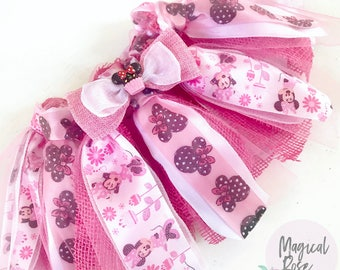 Minnie Mouse Inspired Birthday Tutu