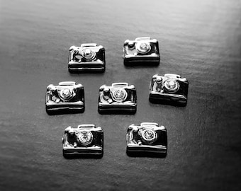 Camera Floating Charm for Floating Lockets-Gift Idea for Women