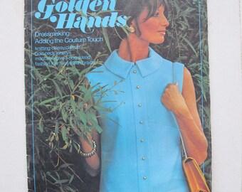 Golden Hands - vintage craft magazine 1970 part 9