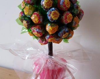 Chupa Lolly Sweet Trees (small - approx 50 lollies)