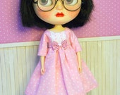 Dress for Blythe, Icy, pu...