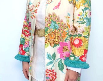 Portobello Vase Topper Coat