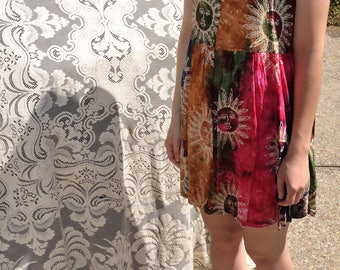 Hippy Colorful Dress