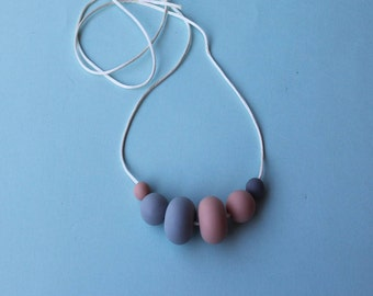 Breastfeeding teether necklace - Teether Necklace
