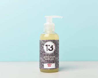Vanilla Musk Aftershave Gel