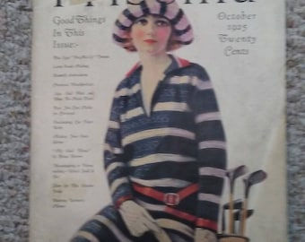 Modern Priscilla Magazine October 1925 Vintage Ads 1920s Fashion 1920s Culture Campbell's Soup Ad