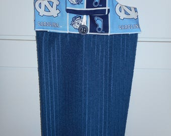 UNC Tarheels Microfiber Kitchen Towel