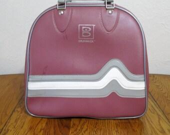 Brunswick Mauve/Lavender Bowling Ball Bag