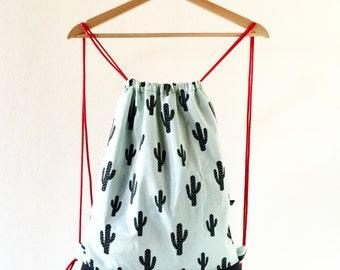 Cactus Bag Backpack