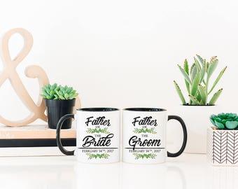 Father of Bride Mug - Father of the Groom Mug - Engagement Mug - Engaged Coffee Mug - Engagement Reveal Gift - Dad Coffee Mug - Mug for Dad