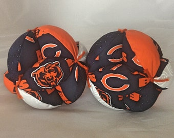 Clutch Ball with Chicago Bears
