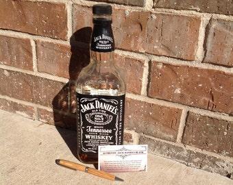 Authentic Jack Daniels whiskey pen