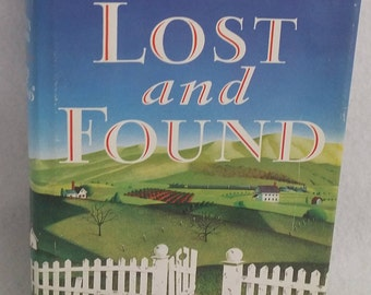 Lost and Found by Marilyn Harris 1991