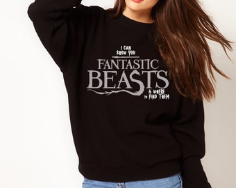 """Shop """"fantastic beasts"""" in Clothing"""