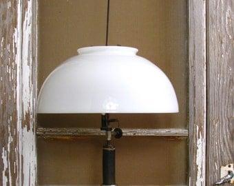 Vintage Coleman QUICK-LITE Lantern Lamp with Shade and Lantern Hanger 1925