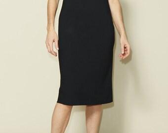 Christy slip dress bias sewing pattern size 34-46 - Just Patterns #2101