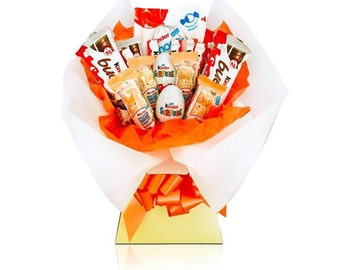 Kinder Chocolate Bouquet Hamper