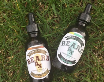 Beard RX - Beard Oil