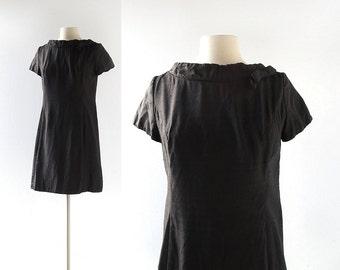 1960s Cocktail Dress | Mr Blackwell | 60s Dress | XS
