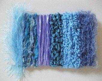 new Caribbean Waters Art Fiber Bundle Card