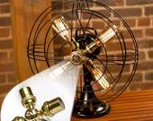 Fan Lamp Kit, DIY Kit, How To, Lamp Parts, Lamp Supplies, Guide, Parts, Tutorial Fan Lamp