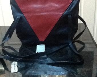 Vintage Halston Large Tote Handbag *** New with Tags***