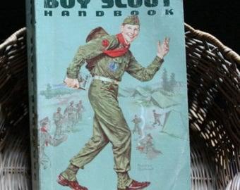 Boy Scout Handbook c1960