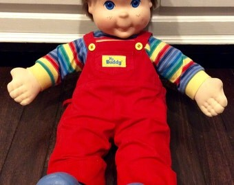 1985 My Buddy Doll by Playskool, My Buddy, 1980's My Buddy, My Buddy Doll, Playskool Doll, Vintage Playskool My Buddy Doll, 1980's Toys