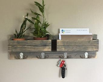 Decorative Key Holder For Wall key holder apartment decor small key hook wall decor