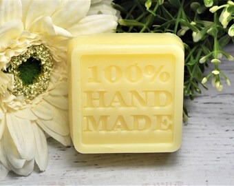 Solid Lotion Bar/Essential Oil Scent/Shea Butter-Coconut Oil Body Butter Bar