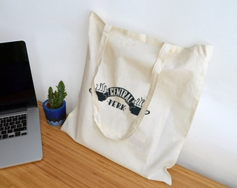 "Tote bag Friends tv show ""Central Perk"""