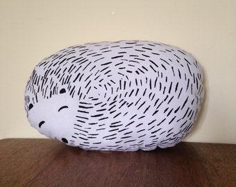 Cushion - Hedgehog Cushion - Hedgehog Pillow - Hedgehog Print