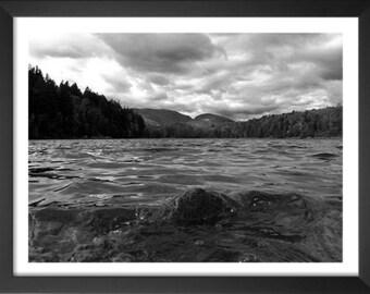 Acadia National Park Maine Zen Photograhy Art Framed and Signed