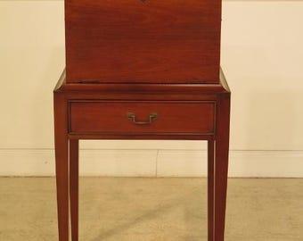 41995E: GLOBE Furniture Cherry Federal Style Silverware Chest