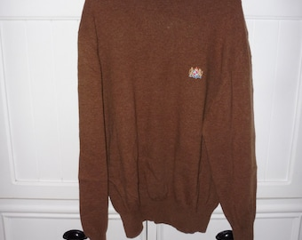 Man HELSEN sweater Size XXL - 1990s