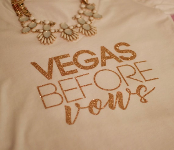 Vegas before Vows. vegas v neck. Vegas before vows shirt. bachelorette party, Bridesmaid Gift. Bridesmaid Shirts. Bridal party v-necks