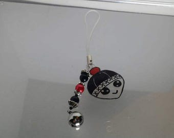Hmong Boy Cellphone Charm
