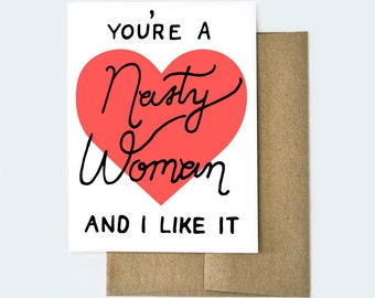Funny Valentines Day Card Valentines Card Funny Love Card