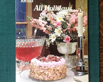 Ideals, all holiday cookbook