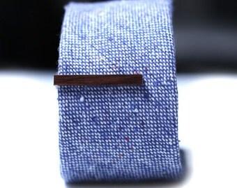 Tie Clip, Wood Tie Clip, Skinny Tie Clip, Wood Tie Bar, Tie Clip Wood, Tie Bar Wood, Husband Gift