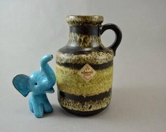 Vintage vase / Scheurich / 414 16 | West Germany | WGP | 70s