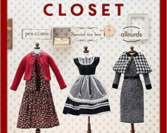 Hand-made doll clothes and accessories DOLL'S CLOSET