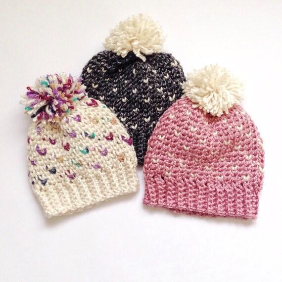 crochet patterns / Crochet pattern hat / fair isle hat pattern ...